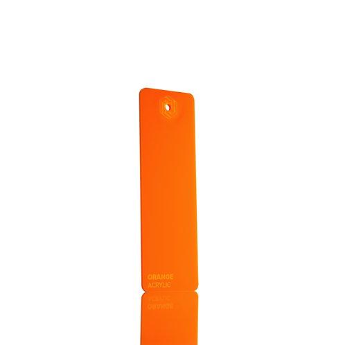 Acrílico - Orange 3mm