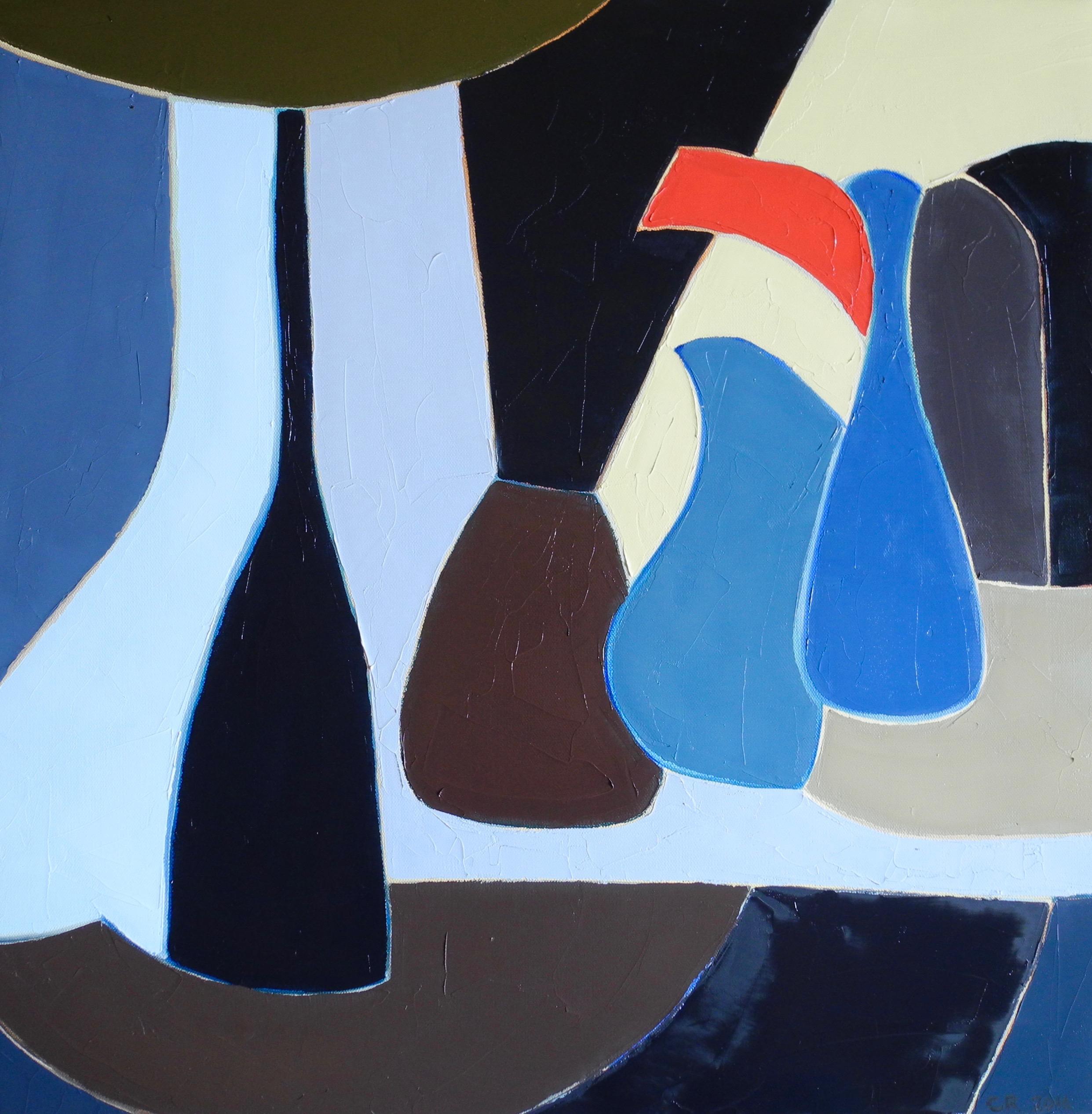 Blue Still (sold)