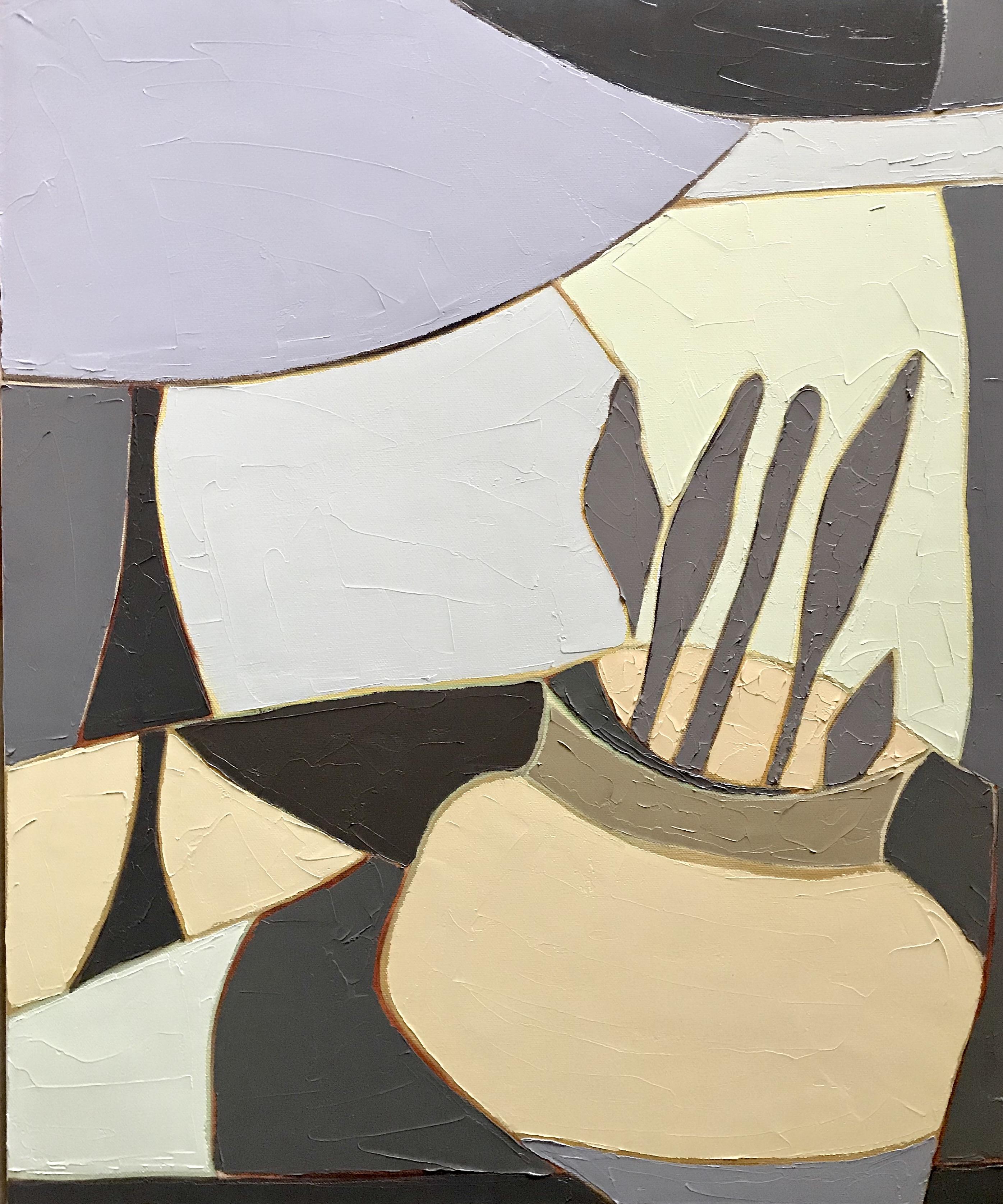 Pallet Knives in Scott's Pot (sold)