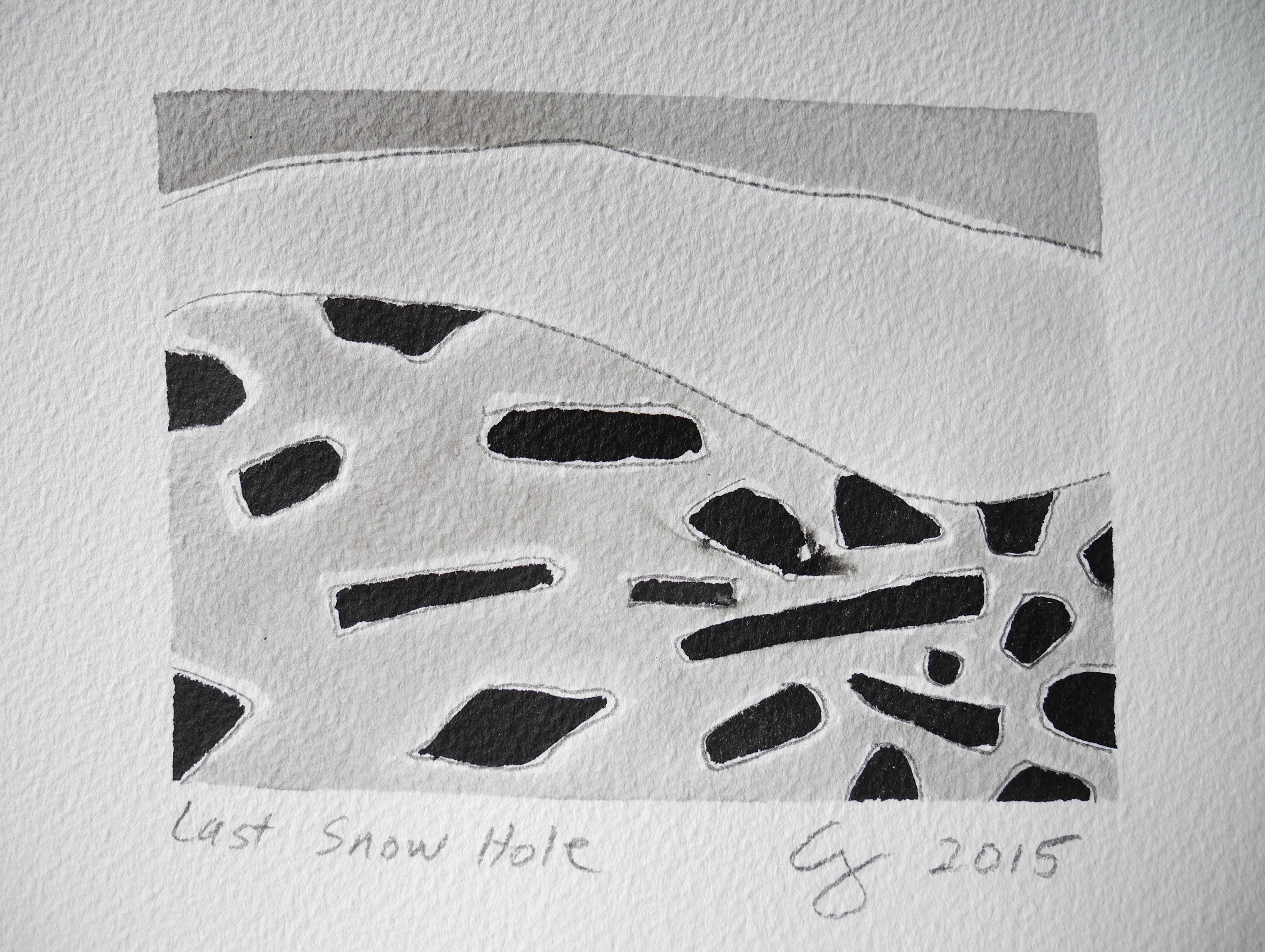 Last Snow Hole