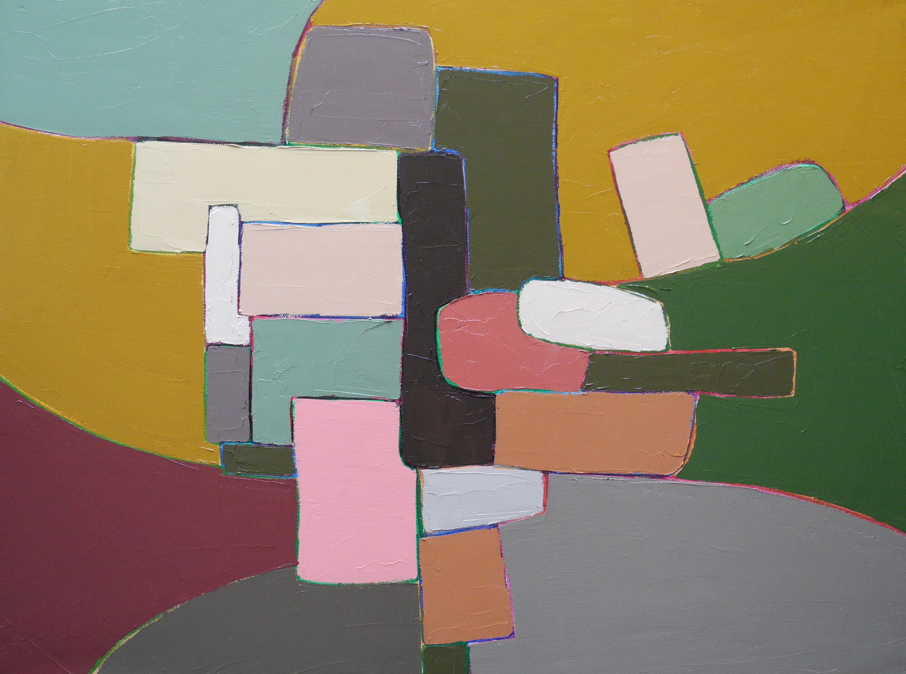 Composition #24 (Sold)