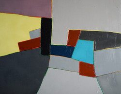 Labor Day Abstraction (Sold)