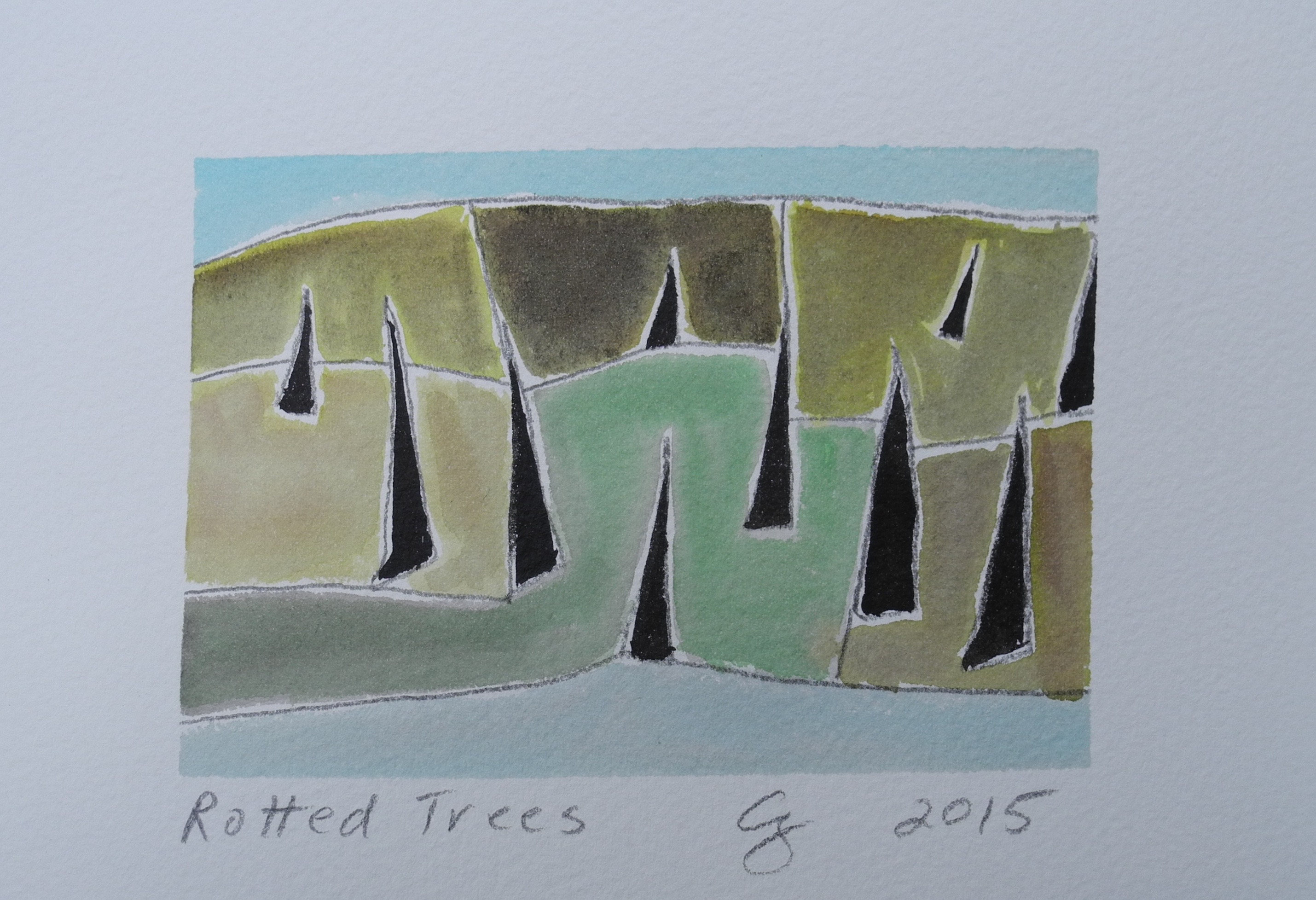 Rotted Trees