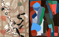 Adapted (diptych)