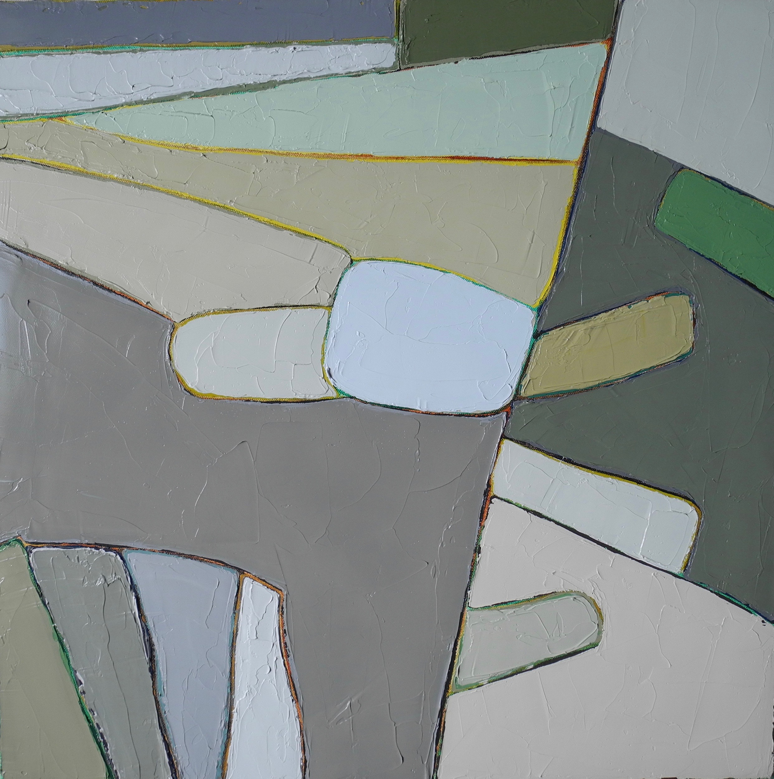 Gray Composition (Sold)