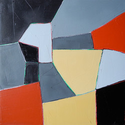 Composition #23 (Sold)