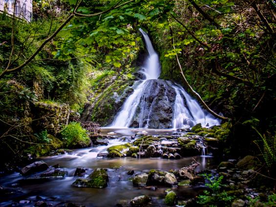 Penbryn Falls
