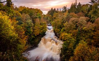 Falls of Clyde 🍂💦