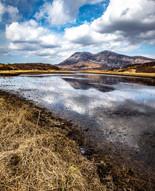 Dry Shoreline