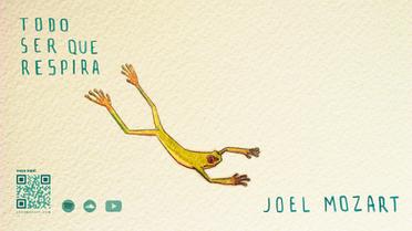 jumping frog painting wallpaper
