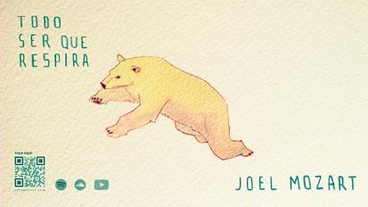 polar bear painting wallpaper