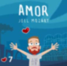 Joguinho divertido de Joel Mozart na cidade de Curitiba