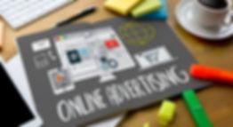 bigstock-Online-Advertising-Man-Working-