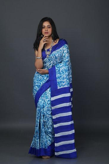 Indigo Affair Saree