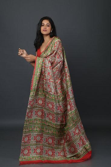 Mystic Melange Saree