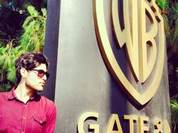 Fitting at Warner Brothers