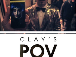 """Patrick guest stars in Canadian TV-Series """"Clay's POV"""""""