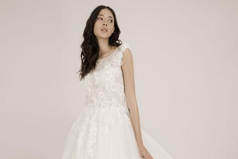 Brautkleid 7116