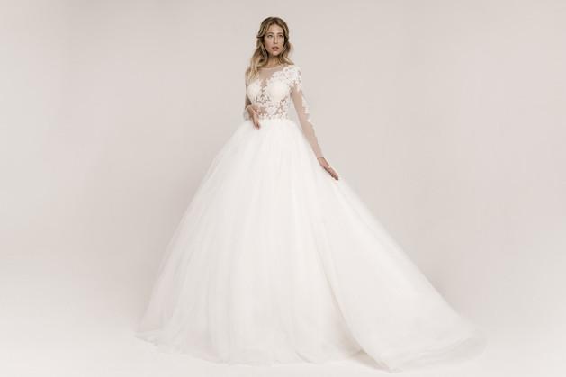 Brautkleid 7018
