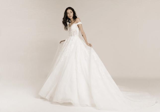 Brautkleid 7021