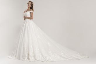Brautkleid 7095