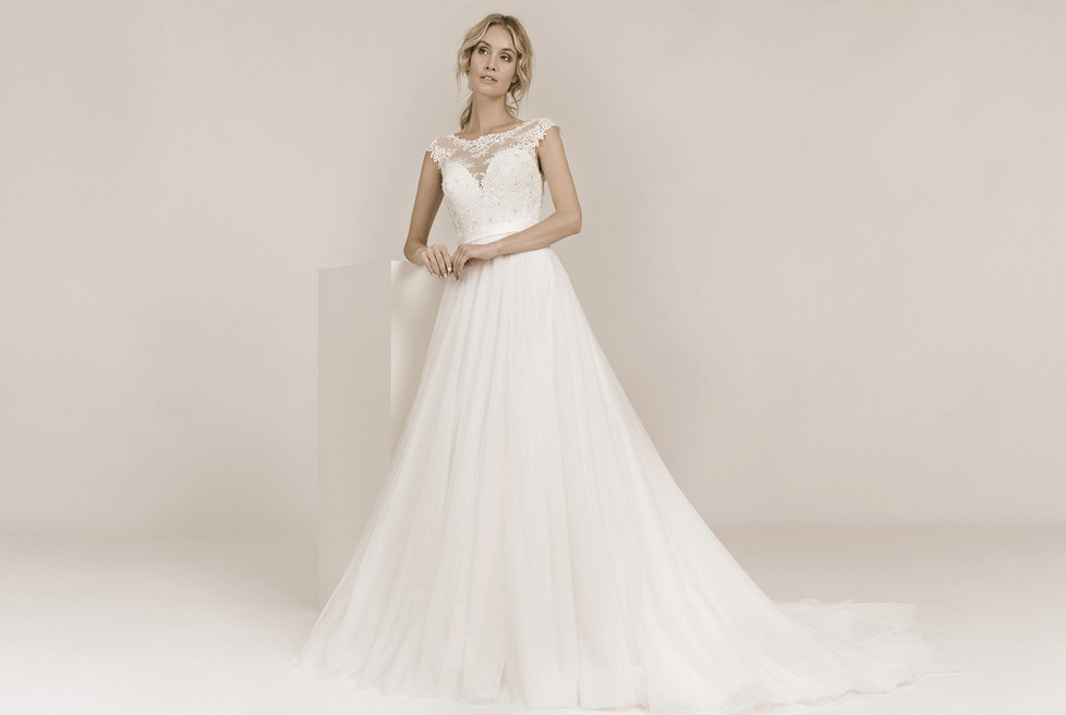 Brautkleid 7016
