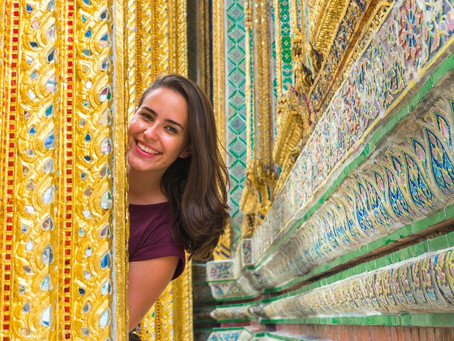 ANNETTE, the content creator + digital nomad + tour operator