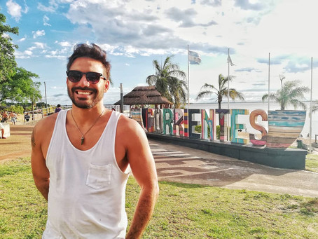 CARLOS, the remote-working digital nomad