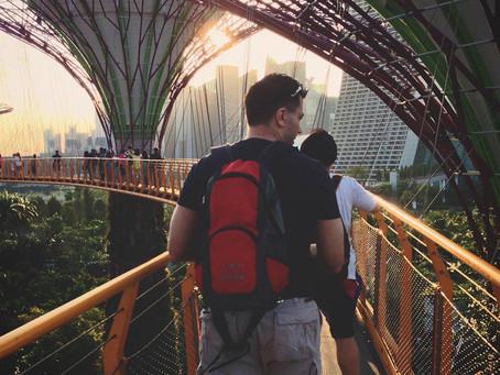 JUHA, the web developer + avid traveler