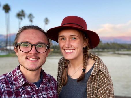 EMMA & JACK, the vagabond couple