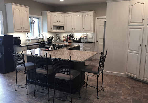 Kitchen Cabinets York Pa custom cabinet painting & refinishing | york county, pa