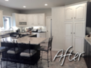 Kitchen cabinet painter in Hersey, PA
