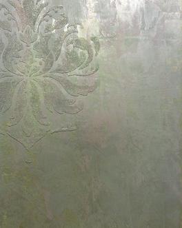 Glass-Beaded Stencil | Stencilist in Lancaster, PA