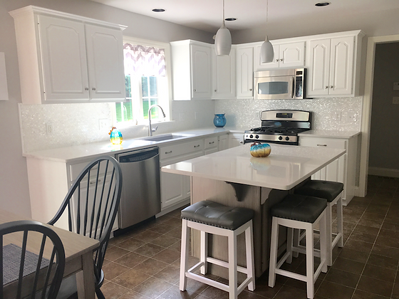 Central, PA Kitchen cabinet painting & refinishing service