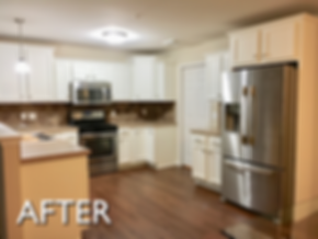 Kitchen cabinet painter in Lancaste, Pa