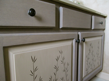 Bathroom Vanities York Pa custom cabinet painting & refinishing | york county, pa