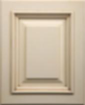 Antiqued Glazed Cabinet Door