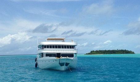 Maldives liveboards