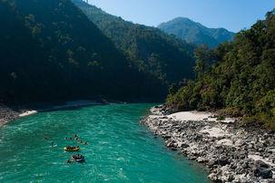 Rafting Nepal packages