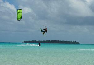 kitesurfing trips travel