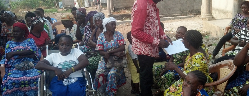 ONG Caritas Brazzaville