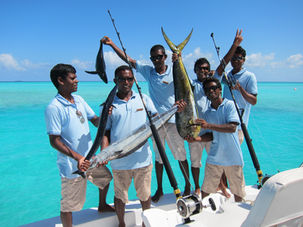 Fishing Trips Maldives