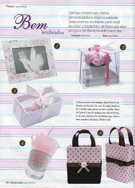 Revista Decorando Casamento - Edição 17 de 2010