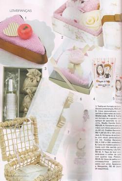 Revista Figurino Noivas - edição 70 de 2012