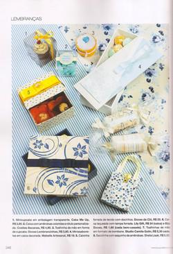 Revista Figurino Noivas - edição 67 de 2011