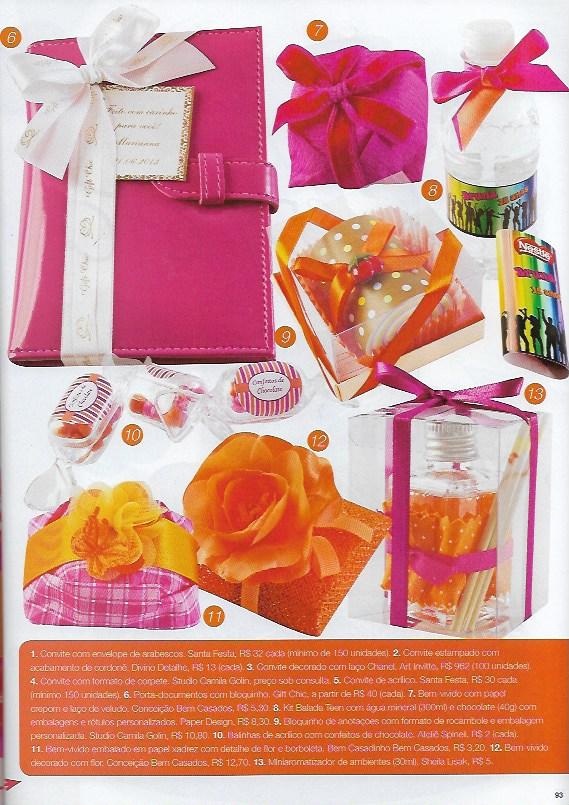 Revista Guia da Debutante - Edição 01 de 2014