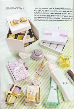 Revista Figurino Noivas - edição 66 de 2011