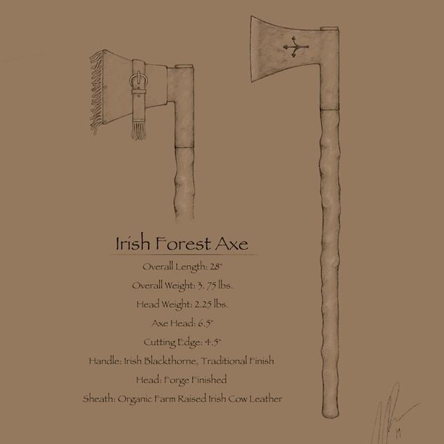 Irish Forest Axe