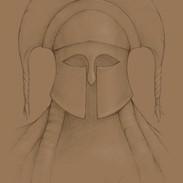 Spartan Statue 490