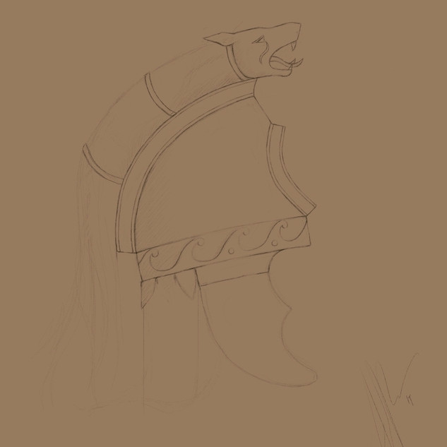 Dacian Helm
